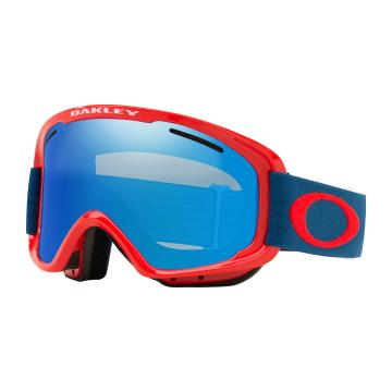 Oakley 2019 O Frame 2.0 XM Goggles - Poseidon Red w/BlkIce&Pers