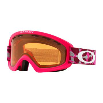 Oakley 2019 O Frame 2.0 XS Goggles - OctoFlow CoralPink w/Pers