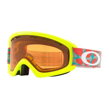 Oakley 2019 O Frame 2.0 XS Goggles - OctoFlow RetinaRed w/Pers