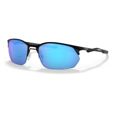 Oakley 2021 Wire Tap 2.0 Sunglasses - Blk w/ Prizm Sapphire