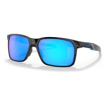 Oakley 2021 Portal X - Pol Black w/ PRIZM Sapph
