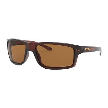Oakley 2020 Unisex Gibston Sunglasses - Polished Rootbeer