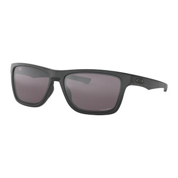Oakley 2020 Unisex Holston Sunglasses - Matte Black