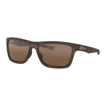 Oakley 2020 Unisex Holston Sunglasses - Matte Brown Tortoise