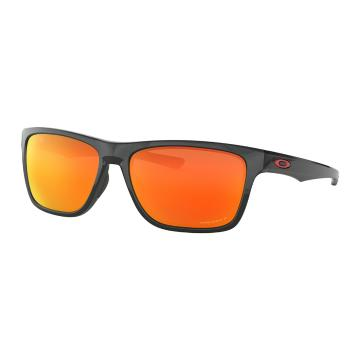 Oakley 2020 Unisex Holston Sunglasses - Polished Black