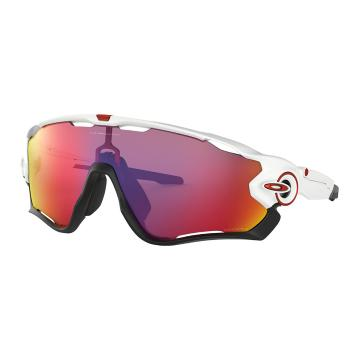 Oakley 2020 Unisex Jawbreaker Sunglasses - Polished White