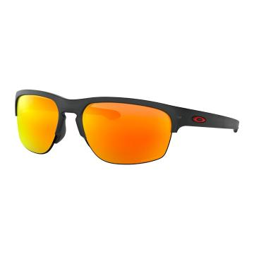 Oakley 20202 Unisex Sliver Edge Sunglasses - Matte Black Ink