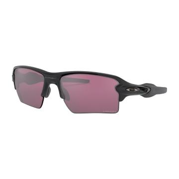 Oakley Flak 2.0 XL Sunglasses - Matt Black with PRIZM Road Block - Mtt Black w/ PRIZM Rd Black