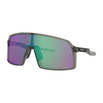 Oakley Sutro Sunglasses - Grey Ink with PRIZM Road Jade - Grey Ink w/ PRIZM Rd Jade