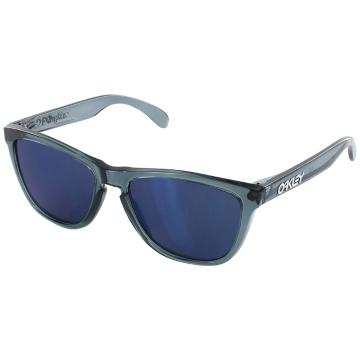 Oakley Frogskins Sunglasses - Crystal Blk/Ice Iridium
