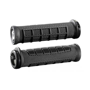 ODI Elite PRO v2.1 Lock-On Grips - Black