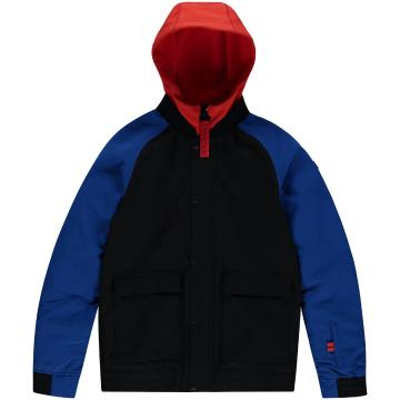 O'Neill 2021 Boy's PB Decombe Bomber Jacket - Blackout