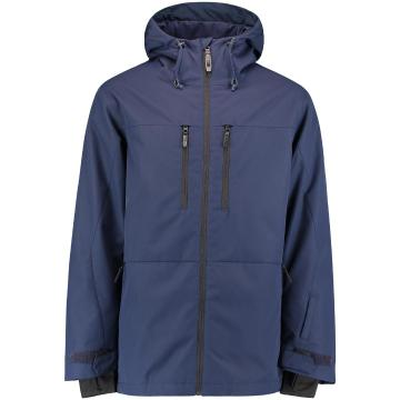 O'Neill 2021 Men's PM Phased Jacket - Ink Blue