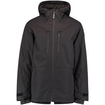 O'Neill 2021 Men's PM Phased Jacket - Blackout