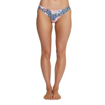 O'Neill 2021 Women's Rita Bikini Pants - Navy Peony