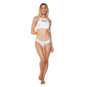 O'Neill Womens Bowfin Bikini Pant - WPD White Paradise