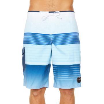 O'Neill Men's High Punts Boardshort - Light Blue