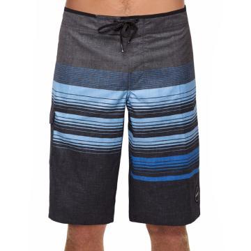 O'Neill Men's High Punts Boardshort - Grey AOP