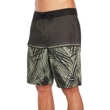 O'Neill Men's Hideout Boardshorts - BKG Black Green