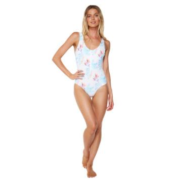 O'Neill Womens Sunset One Piece - WPD White Paradise