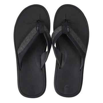 O'Neill Men's Beacons Thongs - Blk Black