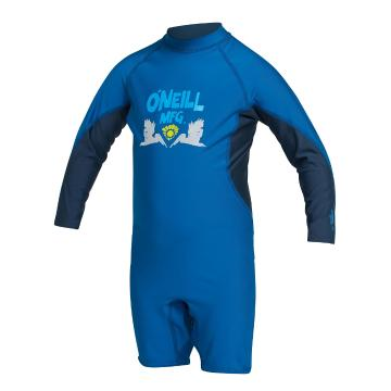 O'Neill 2021 O'Zone Toddler UV Long Sleeve Spring - Blue
