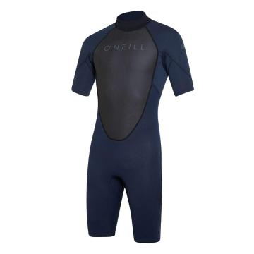 O'Neill 2021 Men's Reactor II 2mm Short Sleeve Spring - Abyss