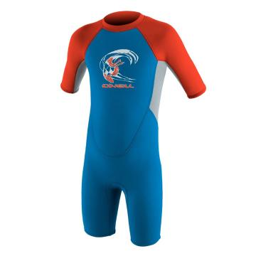 O'Neill Reactor Toddler Spring Suit - B Blue/C Grey/N Red