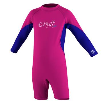 O'Neill Toddler O'Zone LS Spring Suit - Foxpnk/Cblt/Mint