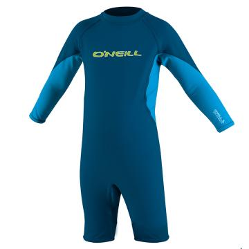 O'Neill Toddler O'Zone LS Spring Suit - DeepSea/Sky/Lime