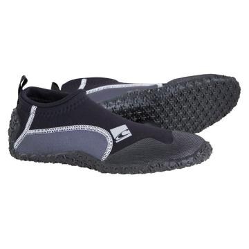 O'Neill Youth Reactor Reef Booties - Blk/Coal