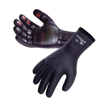 O'Neill Men's 3mm SLX Wetsuit Gloves - Blk Black