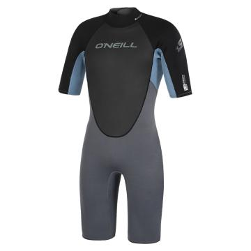 O'Neill Men's Reactor 2mm Spring Suit - GRAPHITE/D BLUE/BLK