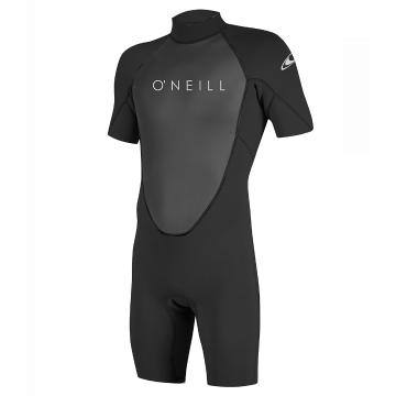 O'Neill Mens Reactor II 2MM SS Spring Suit - Black/Black