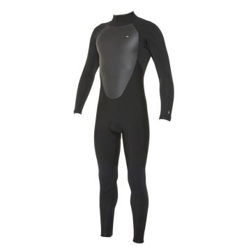 O'Neill Defender Full Back Zip 3/2MM - Blk/Blk/Blk