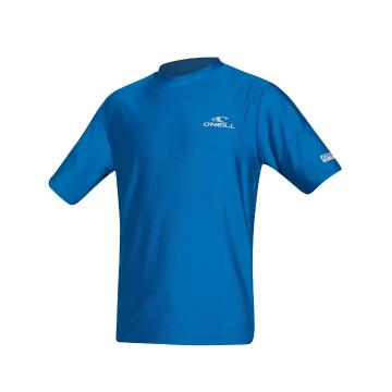 O'Neill 2021 Youth Basic Short Sleeve Rash Tee - Blue