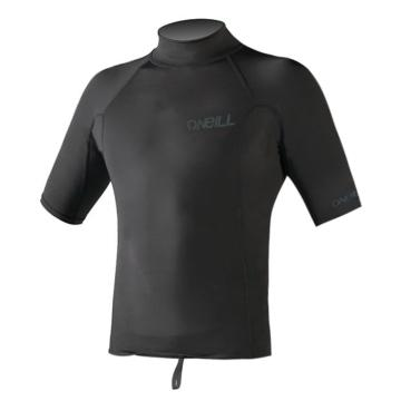 O'Neill Men's Thermo Short Sleeve Crew - Blk/Blk/Blk