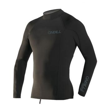 O'Neill Men's Thermo Long Sleeve Crew - Blk/Blk/Blk