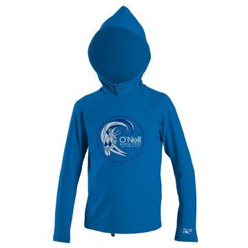 O'Neill Toddler Premium Skins Hoodie - Ocean