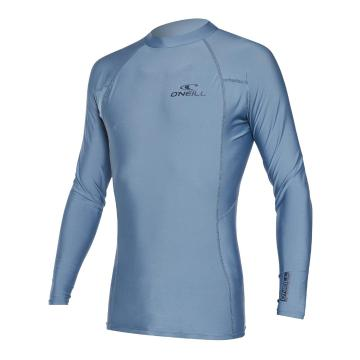 O'Neill Men's Basic Skins Long Sleeve Rash Tee
