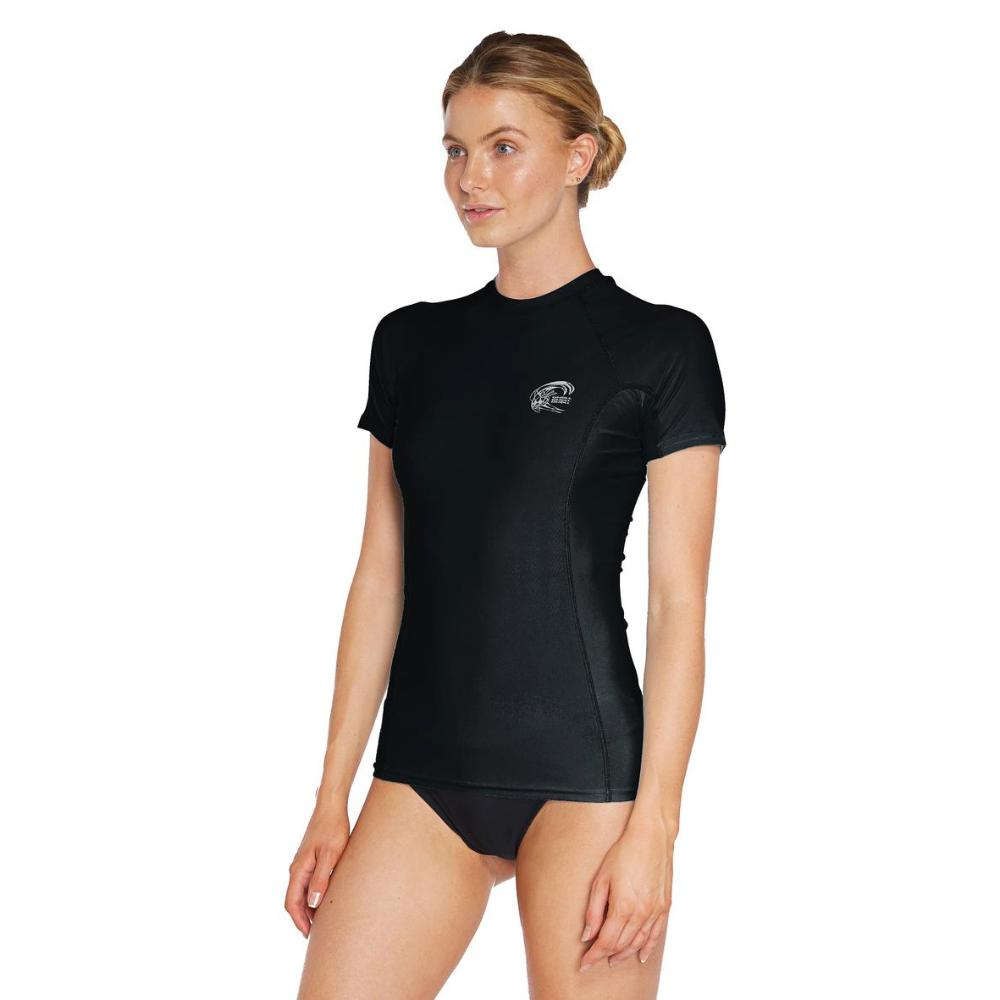 Women's Basic Skins Short Sleeve Crew