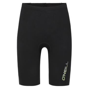 O'Neill Hammer 1.5mm Neoprene Shorts - Blk/Blk/Blk
