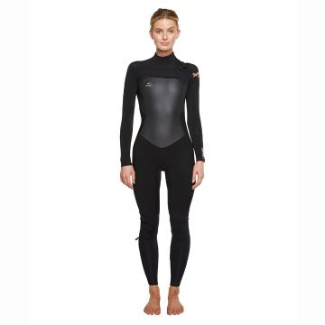 O'Neill 2019 Women's Superfreak F.U.Z.E 4/3mm - Blk/Blk/Blk