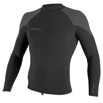 O'Neill Youth Reactor II 1.5MM LS Crew - Blk/Graph/Graph