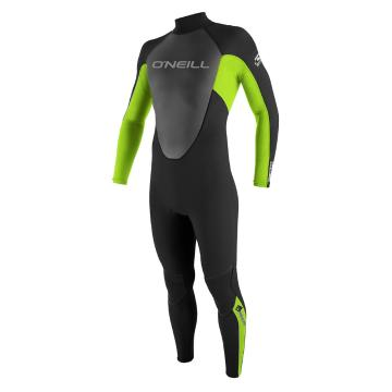 O'Neill 2018 Youth 3/2mm Reactor Steamer Wetsuit - Back Zip