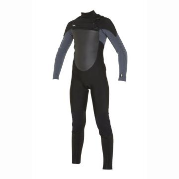 O'Neill 2019 Youth Defender Fuze 4/3 Suit - Blk/Graph