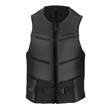 O'Neill Men's Outlaw Comp Vest - Blk/Blk/Blk
