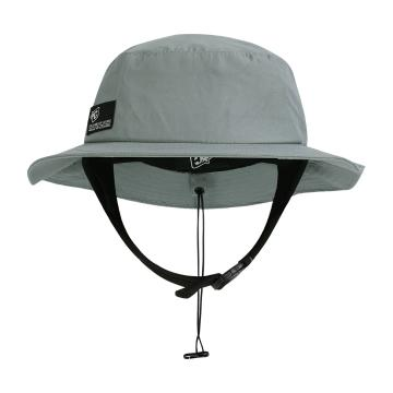 Creatures of Leisure Surf Bucket Hat - Light Grey