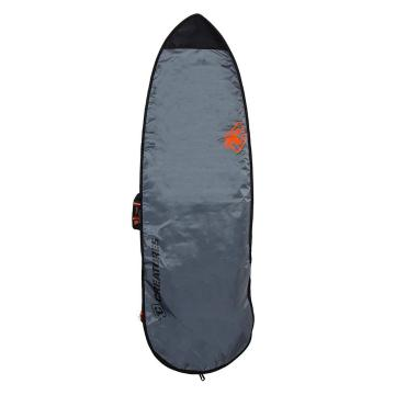 "Creatures of Leisure 5'10"" Retro Fish Lite Cover - Charcoal Orange"