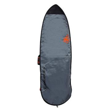 "Creatures of Leisure 6'3"" Retro Fish Lite Cover - Charcoal Orange"